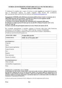 thumbnail of Scheda Iscrizione Specchio Novembre 2017