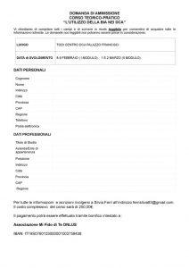 thumbnail of Scheda iscrizione corso BIA